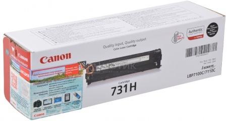 Картридж Canon 731H для LBP 7100Cn 7110Cw 2400 Черный 6273B002