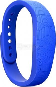 Спортивный браслет Sony SmartBand SWR10 ROXY, Синий