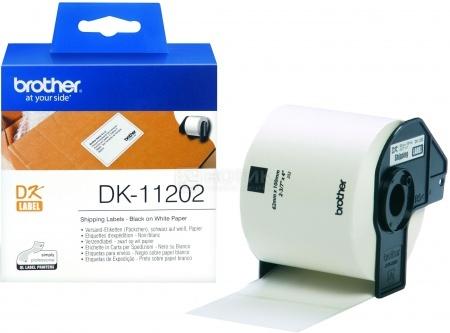 Наклейки транспортировочные Brother DK11202,62 x 100 мм, 300шт