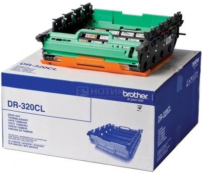 Фотобарабан Brother DR-320CL для HL-4150CDN MFC-9465CDN 25000стр, Черный DR320CL