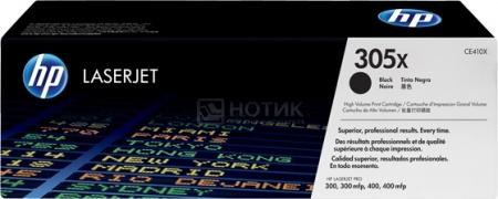 Картридж HP 305X для LaserJet Pro 300/400 300MFP/400MFP 4000стр, Черный CE410X