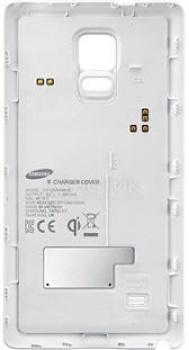 Зарядная крышка Samsung N915 для Samsung Galaxy Note 4 Edge Белый EP-CN915IWRGRU от Нотик