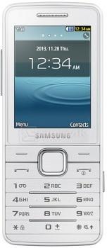 "Смартфон Samsung Galaxy GT-S5611 (/ 460MHz/2.4"" (320x240)/256Mb/0.01Gb/ 3G (EDGE, HSDPA, HSUPA)) [GT-S5611MSASER] от Нотик"
