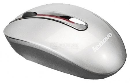 Фотография товара мышь беспроводная Lenovo N3903 Enamel White, Белый 888013587 (38627)