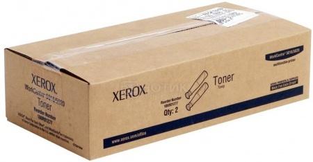 Картридж Xerox 106R01277 для WC 5016 5020 3210 3220 12600стр. Черный от Нотик