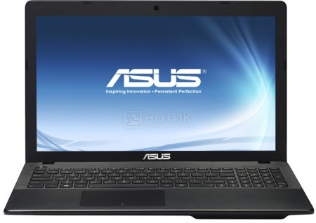 Ноутбук Asus X552WA (15.6 LED/ E-Series E2-6110 1500MHz/ 4096Mb/ HDD 500Gb/ AMD Radeon R2 series 64Mb) MS Windows 8.1 (64-bit) [90NB06QB-M00850]