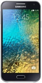"Смартфон Samsung Galaxy E5 E500H/DS Black (Android 4.4/ 1200MHz/5.0"" (720x1280)/1536Mb/16Gb/ 3G (EDGE, HSDPA, HSPA+)) [SM-E500HZKDSER] от Нотик"