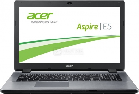 Ноутбук Acer Aspire E5-771G-58SB (17.3 LED/ Core i5 5200U 2200MHz/ 6144Mb/ HDD 1000Gb/ NVIDIA GeForce GT 840M 2048Mb) MS Windows 8.1 (64-bit) [NX.MNVER.013]