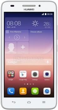 """Смартфон Huawei Ascend G620S LTE White (Android 4.4/MSM8916 1200MHz/5.0"""" (720x1280)/2048Mb/8Gb/4G LTE 3G (EDGE, HSDPA, HSPA+)) [G620-L01] от Нотик"""