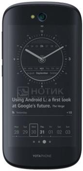 Смартфон YotaPhone 2 Black (Android 4.4/MSM8974 2200MHz/5.0