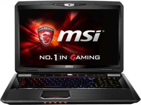 Ноутбук MSI GT70 2QD-2455RU (17.3 LED/ Core i7 4710MQ 2500MHz/ 12288Mb/ HDD+SSD 1000Gb/ NVIDIA GeForce® GTX 970M 3072Mb) MS Windows 8.1 (64-bit) [9S7-1763A2-2455]