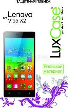 Защитная пленка LuxCase для Lenovo VIBE X2, Суперпрозрачная защитное стекло для lenovo vibe c2 k10a40 luxcase