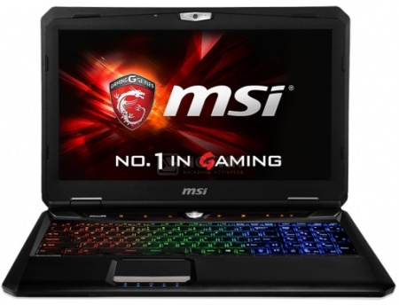 Ноутбук MSI GT60 2QD-1205RU (15.6 IPS (LED)/ Core i7 4710MQ 2500MHz/ 16384Mb/ HDD+SSD 1000Gb/ NVIDIA GeForce® GTX 970M 3072Mb) MS Windows 8.1 (64-bit) [9S7-16F442-1205]
