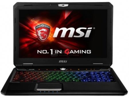 Ноутбук MSI GT60 2QD-1205RU (15.6 IPS (LED)/ Core i7 4710MQ 2500MHz/ 16384Mb/ HDD+SSD 1000Gb/ NVIDIA GeForce GTX 970M 3072Mb) MS Windows 8.1 (64-bit) [9S7-16F442-1205]