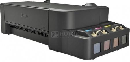Принтер струйный цветной Epson L120, A4, 8,5/4,5 стр/мин, USB, Черный C11CD76302