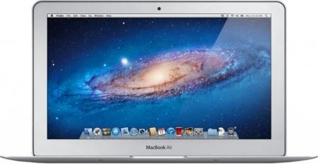 Ноутбук Apple MacBook Air MJVM2RU/A (11.6 LED/ Core i5 5250U 1600MHz/ 4096Mb/ SSD 128Gb/ Intel HD Graphics 6000 256Mb) Mac OS X 10.10 (Yosemite) [MJVM2RU/A] от Нотик