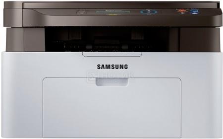 МФУ лазерное монохромное Samsung SL-M2070W A4 20 стр/мин 128Мб WiFi USB Черный/Белый SL-M2070W/FEV от Нотик