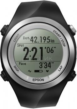 Смарт-часы Epson Runsense SF-710S, Черный