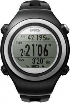 Смарт-часы Epson Runsense SF-510F, Черный