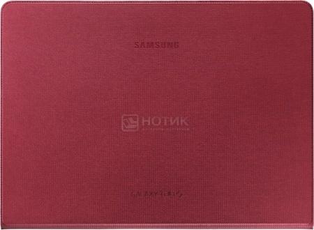 Чехол Samsung для Galaxy Tab S 10.5, EF-DT800BREGRU, Полиуретан, Red, Красный