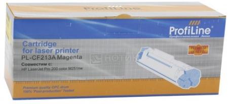 Картридж ProfiLine PL-CF213A (131A)/731 для LaserJet Pro 200 M251 MFP M276 HP 618, 1800 стр. Пурпурный