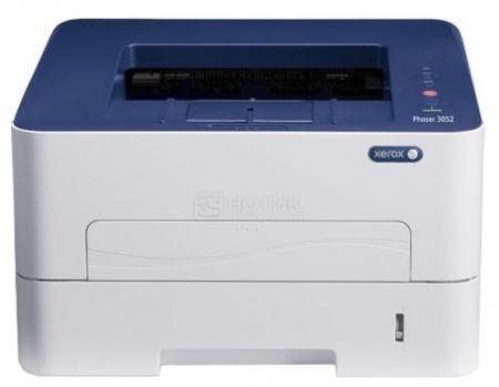 Принтер лазерный монохромный Xerox Phaser 3260DNI, A4, 28стр/мин, 256Мб, USB, LAN, WiFi, Белый 3260V_DNI от Нотик