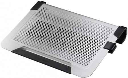 """Подставка для ноутбука 19"""" Cooler Master NotePal U3 Plus R9-NBC-U3PS-GP, Серебристый"""