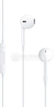 Гарнитура Apple EarPods MD827ZM/B, Белый