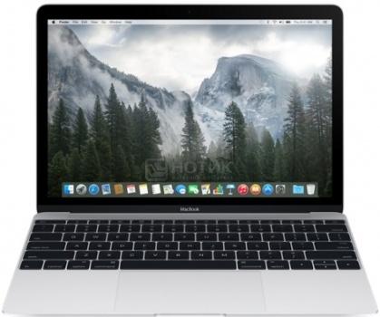 Ноутбук Apple MacBook MF855RU/A (12.0 Retina/ Core M 5Y51 1100MHz/ 8192Mb/ SSD 256Gb/ Intel HD Graphics 5300 64Mb) Mac OS X 10.10 (Yosemite) [MF855RU/A] от Нотик