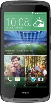 Смартфон HTC Desire 526G Stealth Black (Android 4.4/MT6582 1300MHz/4.7