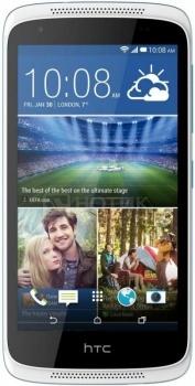 Смартфон HTC Desire 526G Glacier Blue (Android 4.4/MT6582 1300MHz/4.7 (960x540)/1024Mb/8Gb/ 3G (EDGE, HSDPA, HSPA+)) [99HADU094-00]
