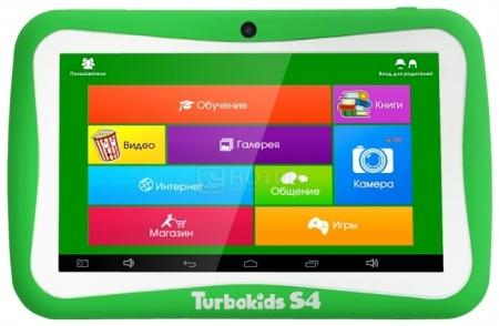 "Планшет Turbo TurboKids S4 Green (Android 4.4/RK3126 1300MHz/7.0"" (1024x600)/512Mb/8Gb/ ) [TurboKids S4 Green]"
