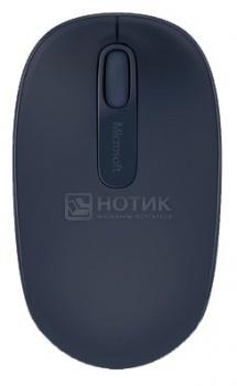 Мышь беспроводная Microsoft Wireless Mobile Mouse 1850, 1000dpi, Синий, арт: 39781 - Microsoft