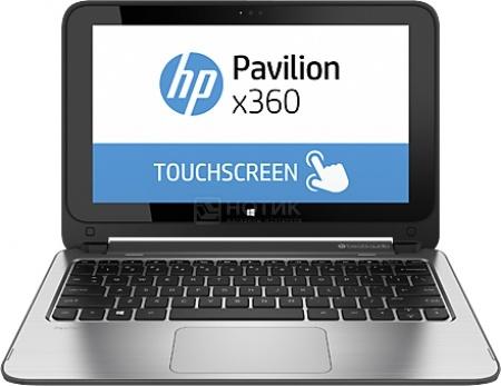 Ноутбук HP Pavilion x360 11-n061ur (11.6 LED/ Pentium Quad Core N3540 2160MHz/ 4096Mb/ HDD+SSD 500Gb/ Intel HD Graphics 64Mb) MS Windows 8.1 (64-bit) [L1S02EA]
