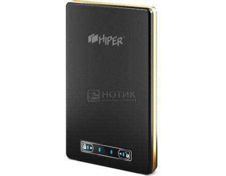 Внешний аккумулятор HIPER PowerBank XP17000 Black, 5V, 3A/3A, 2xUSB, 17000 мАч, Черный от Нотик