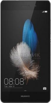"Смартфон Huawei P8 Lite Black (Android 5.0/Kirin 620 1200MHz/5.0"" (1280x720)/2048Mb/16Gb/4G LTE 3G (EDGE, HSDPA, HSPA+)) [ALE-L21] от Нотик"