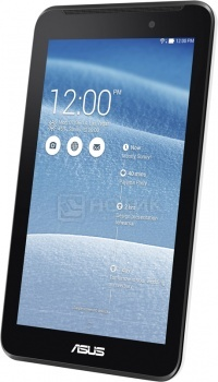 "Планшет Asus MeMO Pad 7 ME70C 8Gb White (Android 4.4/Z2520 1200MHz/7.0"" (1024x600)/1024Mb/8Gb/ ) [90NK01A2-M01890]"