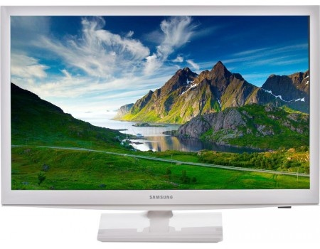 Телевизор Samsung 24 UE24H4080AU LED, HD, CMR 100, Белый от Нотик
