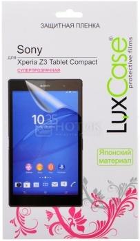 Защитная пленка LuxCase для Sony Xperia Tablet Z3 Compact, Суперпрозрачная