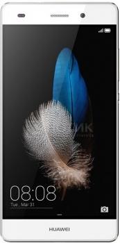 "Смартфон Huawei P8 Lite White (Android 5.0/Kirin 620 1200MHz/5.0"" (1280x720)/2048Mb/16Gb/4G LTE 3G (EDGE, HSDPA, HSPA+)) [ALE-L21 White] от Нотик"