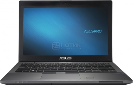 Ноутбук Asus ASUSPRO ADVANCED BU201LA (12.5 LED/ Core i5 4210U 1700MHz/ 4096Mb/ HDD+SSD 500Gb/ Intel HD Graphics 4400 64Mb) MS Windows 8.1 (64-bit) [90NB05V1-M01080]Asus<br>12.5 Intel Core i5 4210U 1700 МГц 4096 Мб DDR3-1600МГц HDD+SSD 500 Гб MS Windows 8.1 (64-bit), Черный<br>
