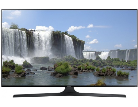 Телевизор Samsung 55 UE55J6200AUXRU LED, Full HD, Smart TV, CMR 200, Черный телевизор samsung 48 ue48j5200au led full hd smart tv cmr 100 черный