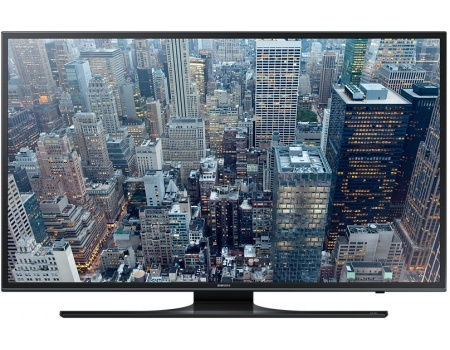Телевизор Samsung 60 UE60JU6400UXRU LED, UHD, Smart TV, CMR 200, Черный телевизор samsung 48 ue48j5200au led full hd smart tv cmr 100 черный