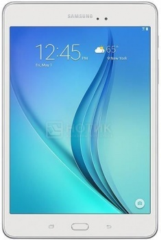 Планшет Samsung Galaxy TAB A 8.0 LTE 16Gb White (Android 5.0/APQ8016 1200MHz/8.0 1024x768/2048Mb/16Gb/4G LTE ) [SM-T355NZWASER] samsung galaxy tab a 9 7 sm t555nzwaser lte 16gb white