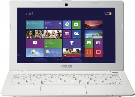 Ноутбук Asus X200MA (11.6 LED/ Celeron Dual Core N2840 2160MHz/ 4096Mb/ HDD 500Gb/ Intel HD Graphics 64Mb) MS Windows 8.1 (64-bit) [90NB04U1-M12180]