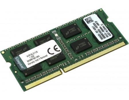 Картинка для Модуль памяти Kingston SO-DIMM DDR3L 8192Mb, PC3-12800 1600MHz, CL11, 1.35V KVR16LS11/8