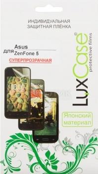 Защитная пленка LuxCase для Asus ZenFone 5, Суперпрозрачная 51735 ainy ze500cl защитная пленка для asus zenfone 2 матовая