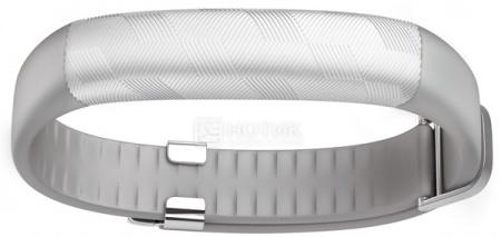 Фитнес-браслет Jawbone UP2, Серый JL03-0101CFI-EMJawbone<br>Фитнес-браслет Jawbone UP2, Серый JL03-0101CFI-EM<br>
