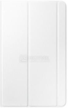 Чехол Samsung Book Cover EF-BT560BWEGRU для Samsung Galaxy TAB E SM-T560/565, Полиуретан, Белый чехол samsung flip cover ef fg850bsegru для samsung galaxy alpha sm g850 полиуретан серебристый