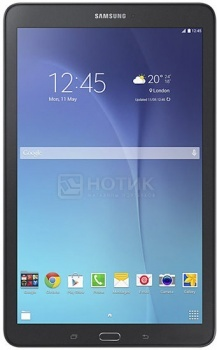 Планшет Samsung Galaxy TAB E 9.6 8Gb 3G Black (Android 5.0/SC8830 1300MHz/9.6